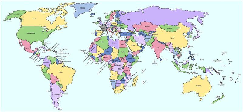 En el caso de que te fueras de España (o no lo seas en primer lugar), ¿a dónde te irías a vivir?