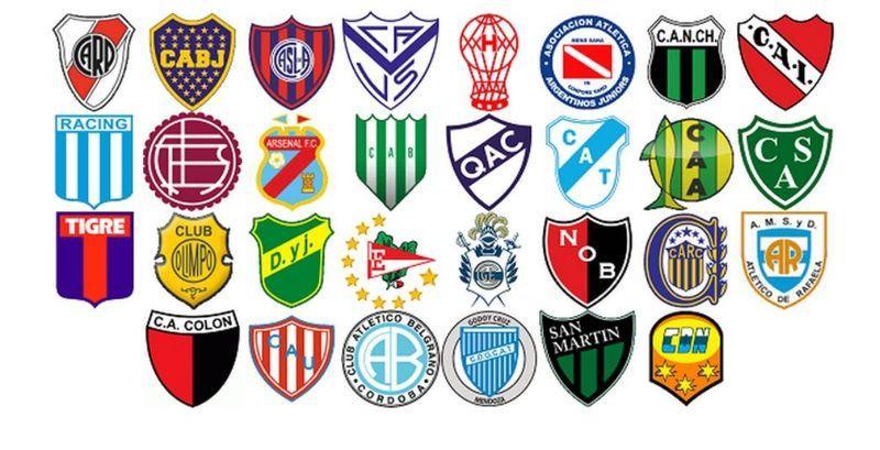 25939 - ¿De qué equipo del fútbol argentino serías?