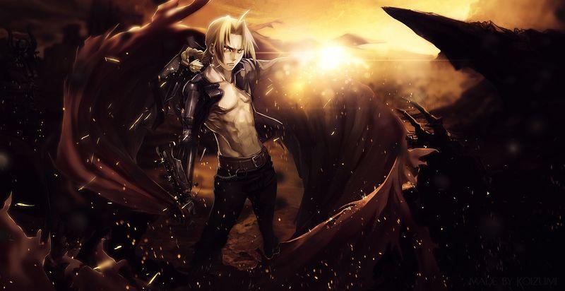 25984 - ¿Reconoces a los personajes de Fullmetal Alchemist: Brotherhood?