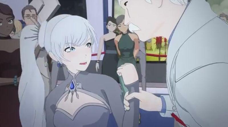 ¿Por qué se enfada Weiss tras su concierto y acaba invocando a un Grimm por accidente?