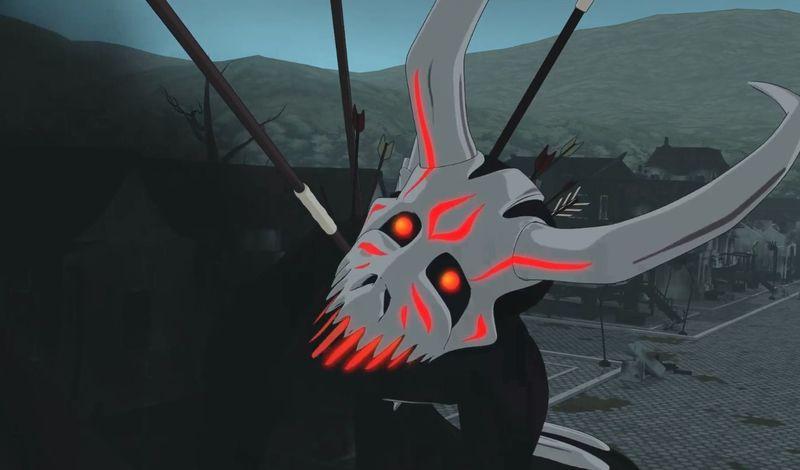 ¿En qué ser mitológico está basado este Grimm?