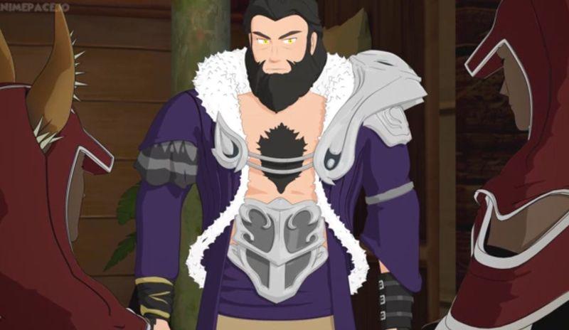 ¿Qué era Ghira, el padre de Blake, antes de convertirse en el alcalde de Menagerie?