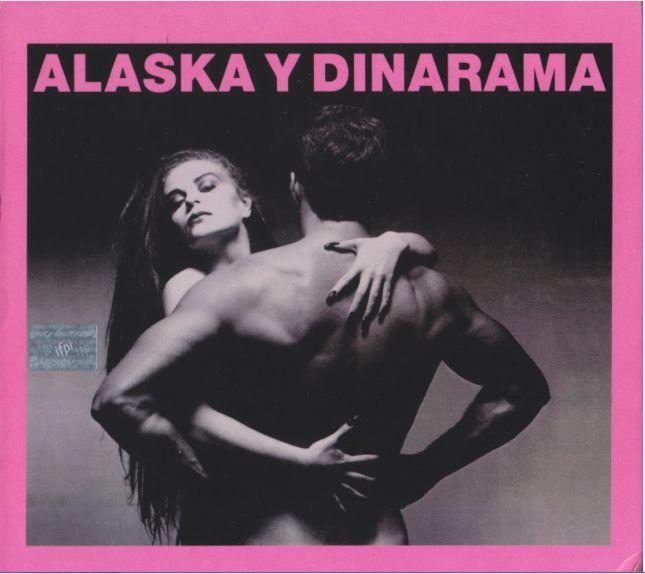 ¿A qué disco de Alaska y Dinarama pertenece la imagen?