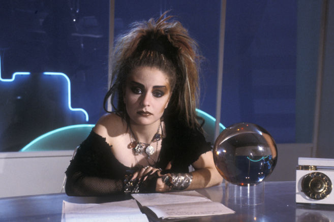 ¿Desde qué año hasta qué año condujo el programa La bola de cristal?