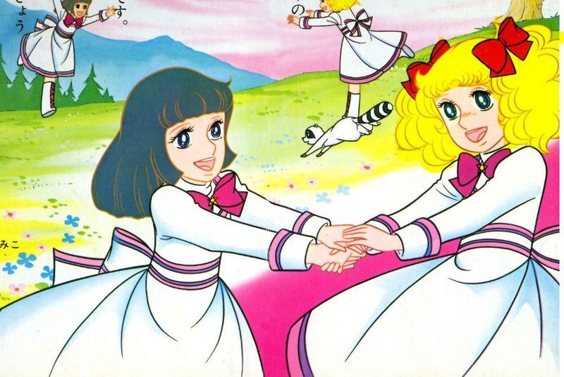 ¿Cuál fue el primer amor de Candy  y como lo llamo ella ?