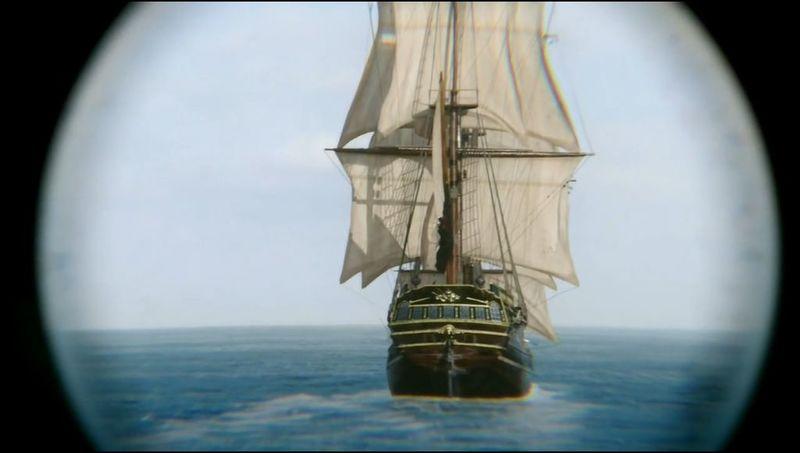 Estás en alta mar y veis a lo lejos un barco. ¿Qué plan de ataque elegirías si fueras el capitán?