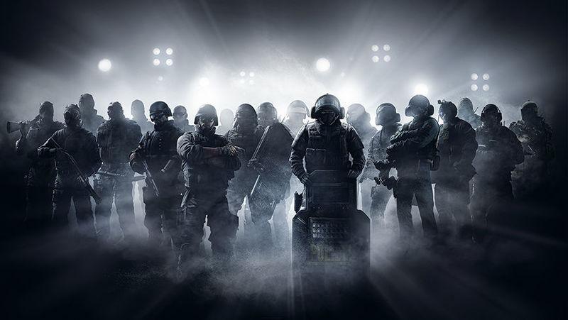 ¿Qué unidades anti-terroristas vinieron con el juego en su lanzamiento?