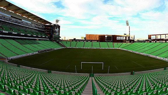 ¿Qué nombre le pondrías al estadio?