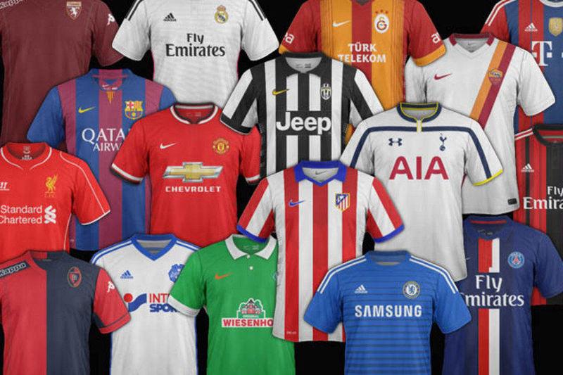 ¿Qué marca y patrocinador buscarías para la equipación?
