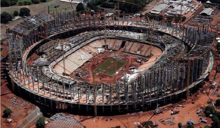 A la hora de hacer el estadio, ¿qué aspecto o aspectos tendrías más en cuenta?