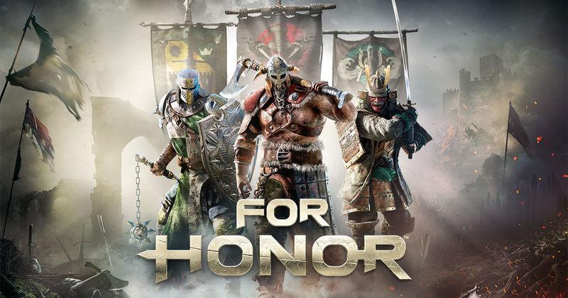 26164 - ¿En qué facción estarías en For Honor?