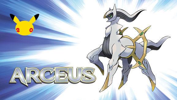 ¿De cuánto es el ratio de captura de Arceus?