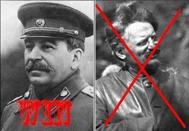 ¿Stalin o Troski?
