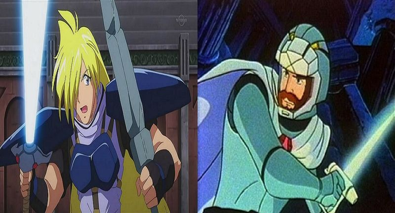 ¿Cuál de estos guerreros con espadas especiales ganaría?¿Gourry o Ulises?