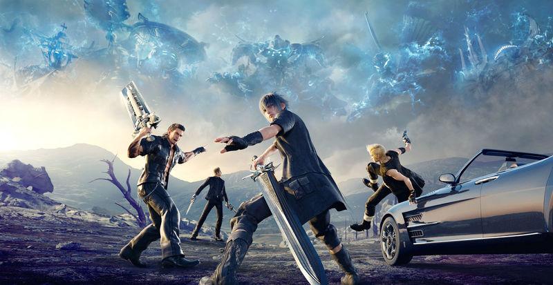 26206 - ¿Qué personaje de Final Fantasy XV eres?