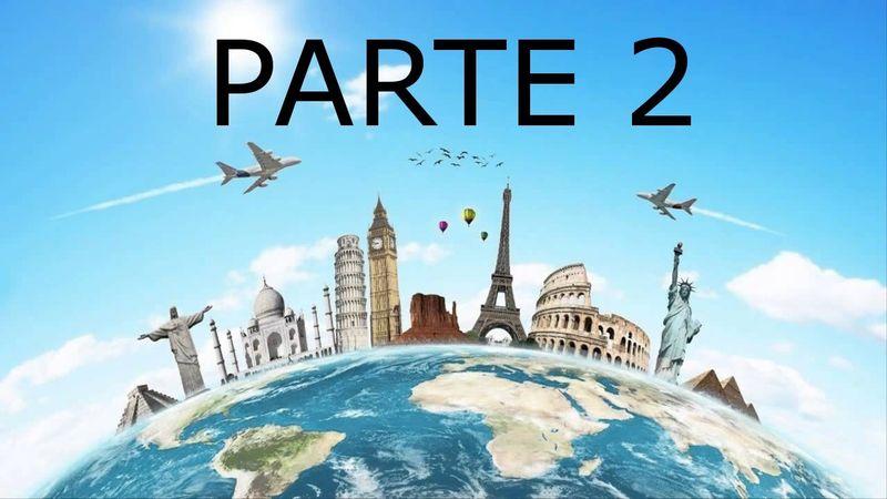 26215 - ¿Qué ciudad preferirías visitar? Parte 2
