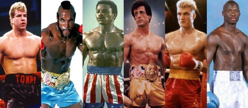 26173 - ¿Qué boxeador de la saga Rocky eres?
