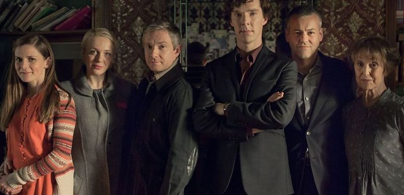 26284 - Personajes de Sherlock BBC