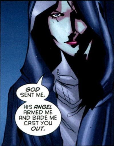 ¿En qué super villana se convierte Maggie?