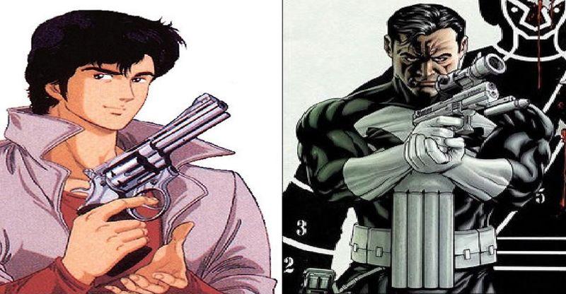 ¿Quién ganaría entre estos 2 justicieros callejeros?¿City Hunter o Punisher?