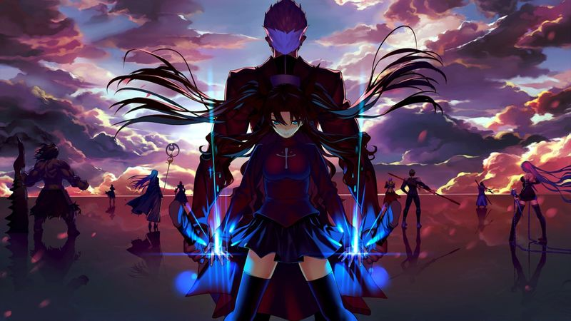 26176 - ¿Qué Servant de Fate Stay Night sería el ideal para ti?