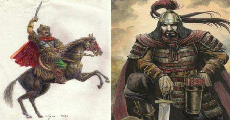 ¿Cuál de estos 2 grandes guerreros ganaría?¿Atila el Huno o Genghis Khan?