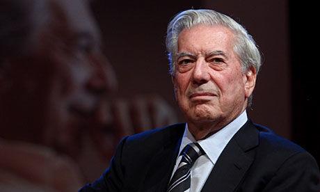 El premio nobel Mario Vargas LLosa es defensor de...