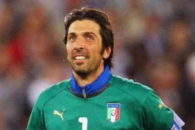 El portero Gigi Buffon