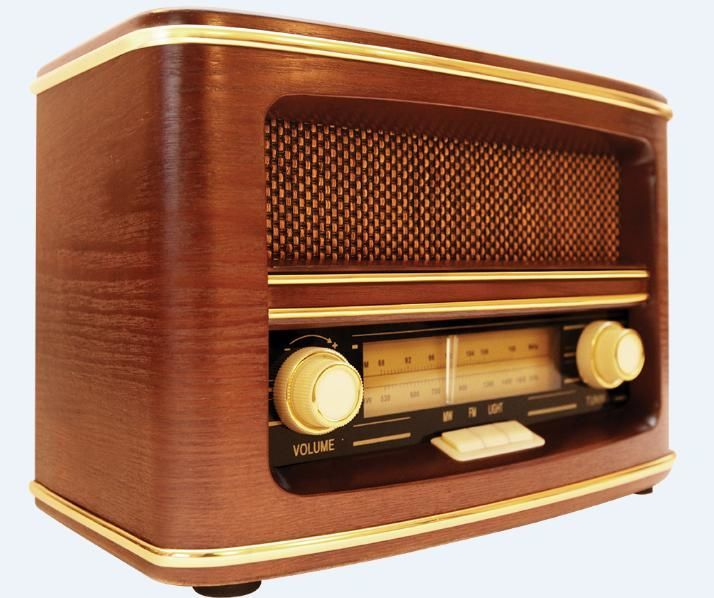 Escucháis en la radio rumores sobre una supuesta invasión comunista...