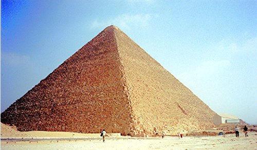 La Gran Pirámide de Guiza, Egipto.