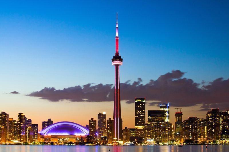 La Torre CN, Toronto, Canadá.