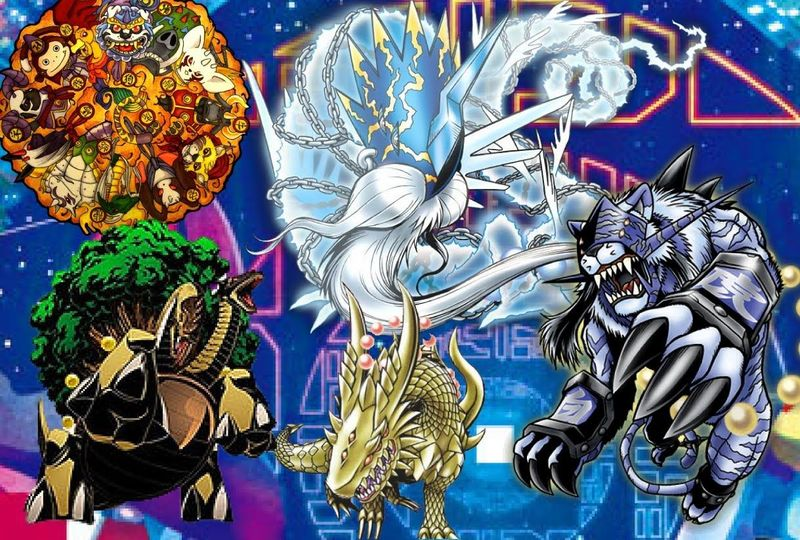 ¿Quiénes son las Cuatro Bestias Sagradas?
