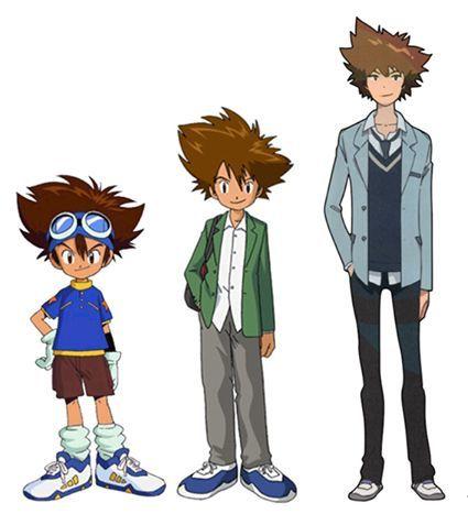 ¿Por qué Tai se apellida, excepto en la versión original, Kamiya en vez de Yagami?