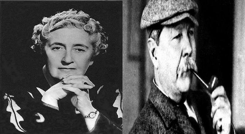 ¿Quién es el mejor escritor o escritoria de misterio?¿Agatha Christie o Sir Arthur Conan Doyle?