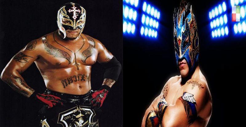 ¿Quién ganaría en un combate?¿Rey Mysterio o Kalisto?