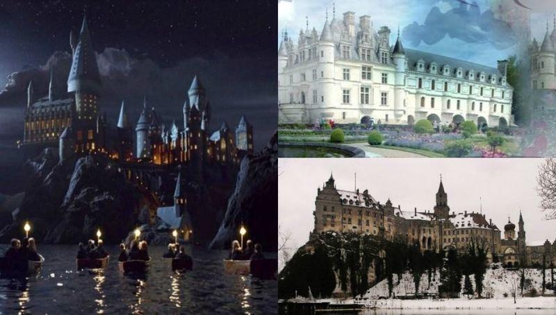 26383 - ¿A qué escuela de magia irías?