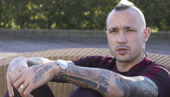 ¿Por qué ha sido muy cuestionado como futbolista?