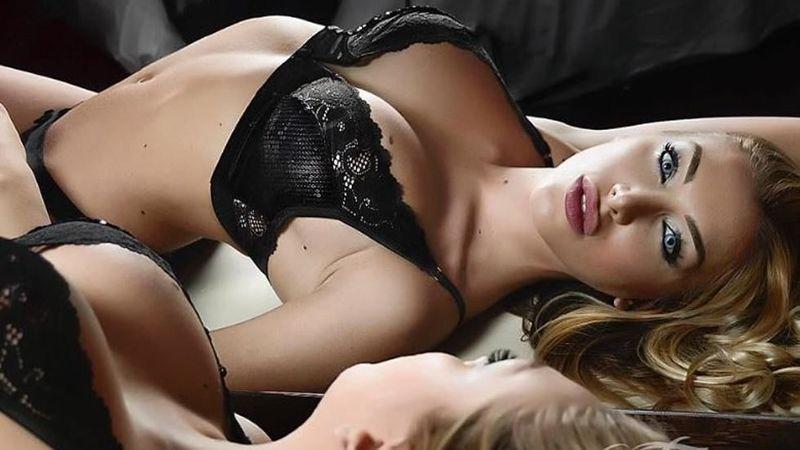 ¿Es esta chica actriz porno?