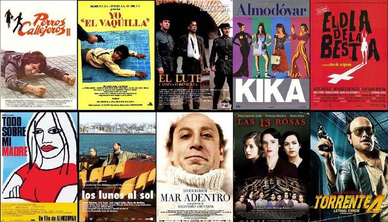 26420 - CINE ESPAÑOL: Películas desde la década de los 70 hasta nuestros días