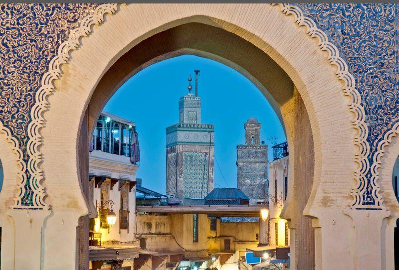 Marruecos (2016)