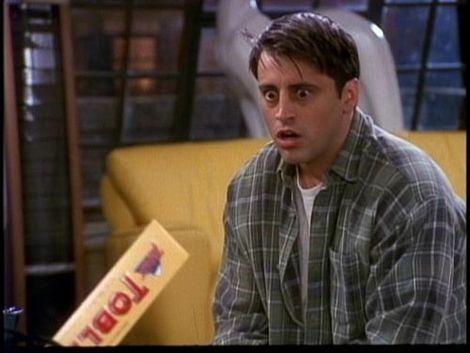 ¿Cómo se llama el monte de la historia inventada por Joey?