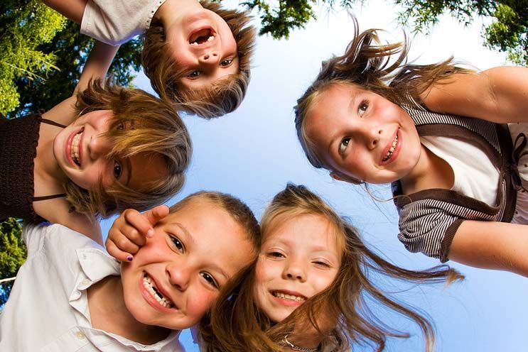 ¿Qué características te definían más de niño/a y adolescente?
