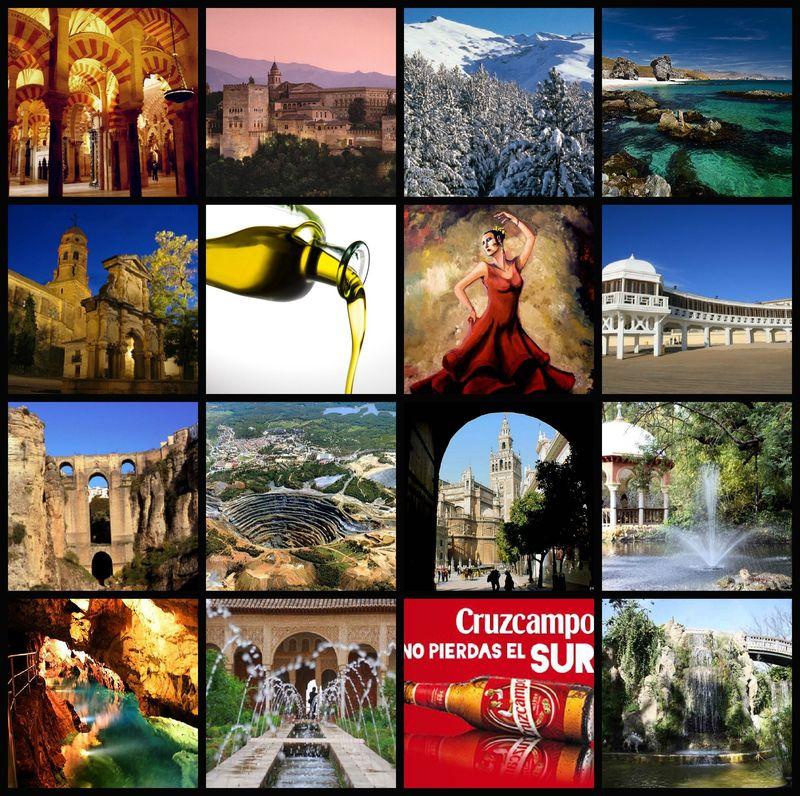 ¿Qué te gusta más de Andalucía?
