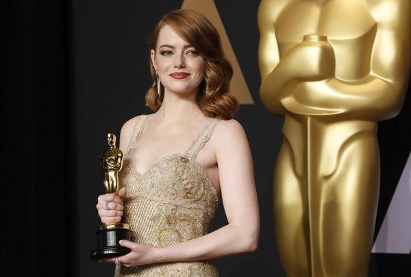 Óscar 2017 a 'Mejor actriz protagonista' para Emma Stone por