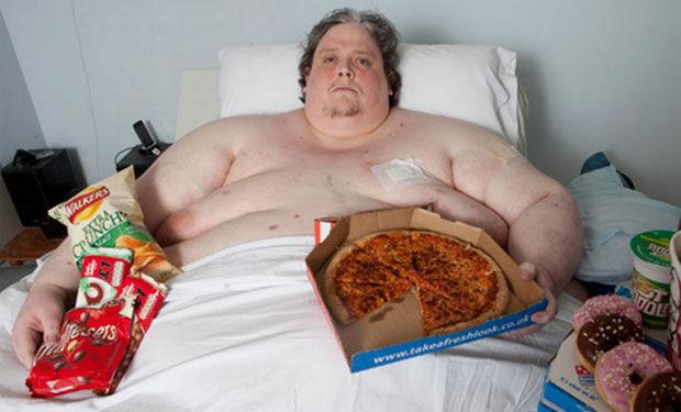 ¿Conoces a alguien que padezca obesidad?