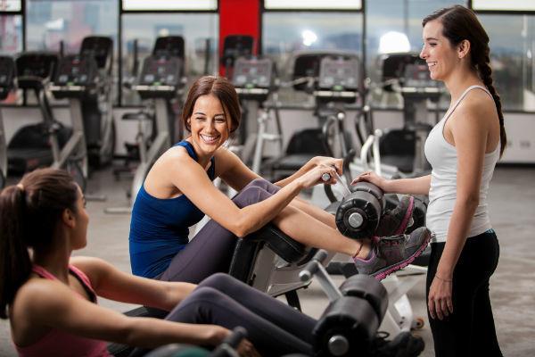 ¿Qué es lo que más te gusta/gustaba del ambiente de un gimnasio?