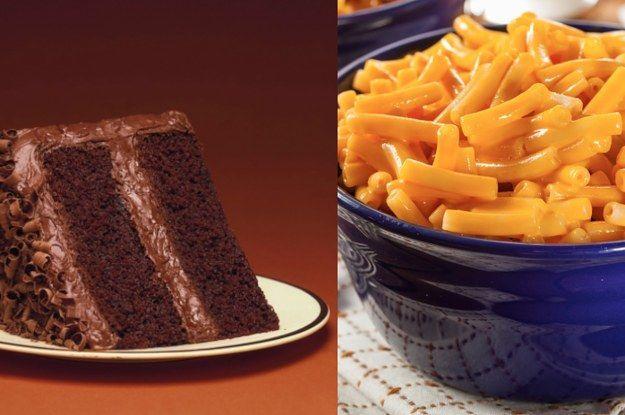 26570 - ¿Chocolate o Queso? Parte 2