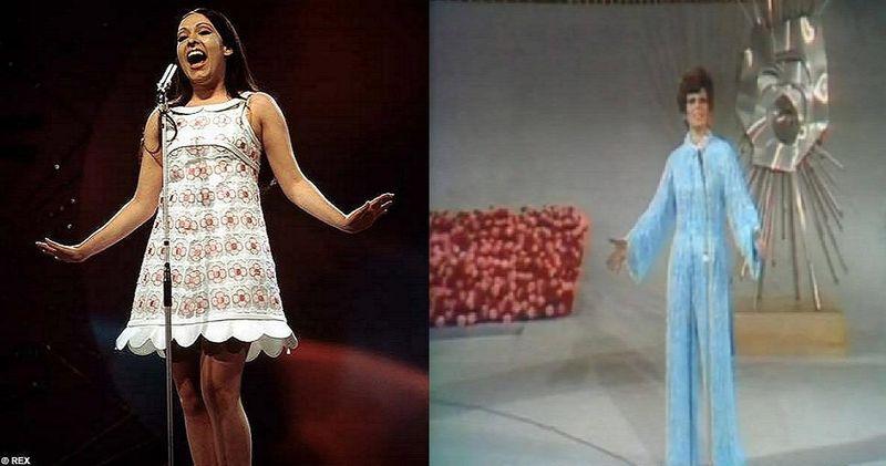 Las 2 únicas españolas en ganar Eurovisión ¿Cuál de las 2 es mejor?¿Massiel o Salomé?