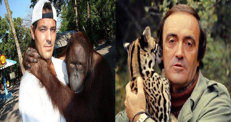 Mejor presentador de programas de animales ¿Frank Cuesta o Félix Rodríguez de la Fuente?