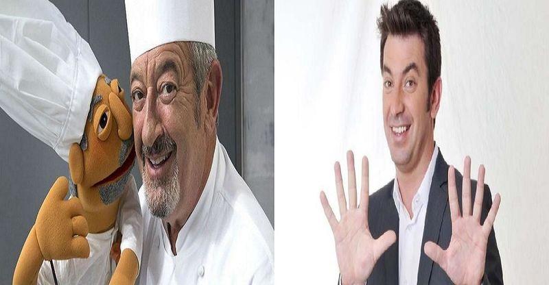 ¿Cuál de los presentadores es el menos gracioso?¿Karlos Arguiñano o Arturo Valls?